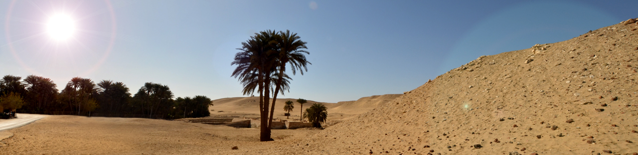 Saqqara Desert Oasis Egypt The Spy Who Loved Me