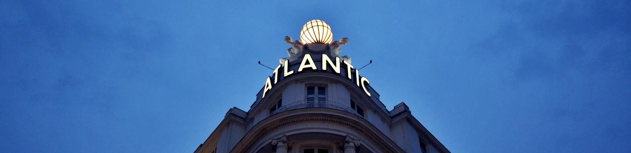 Hotel Atlantic Hamburg James Bond Tomorrow Never Dies