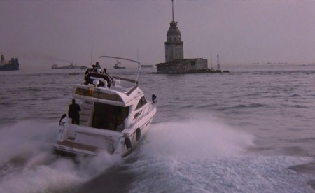 Istanbuls Maiden Tower James Bond The World Is Not Enough