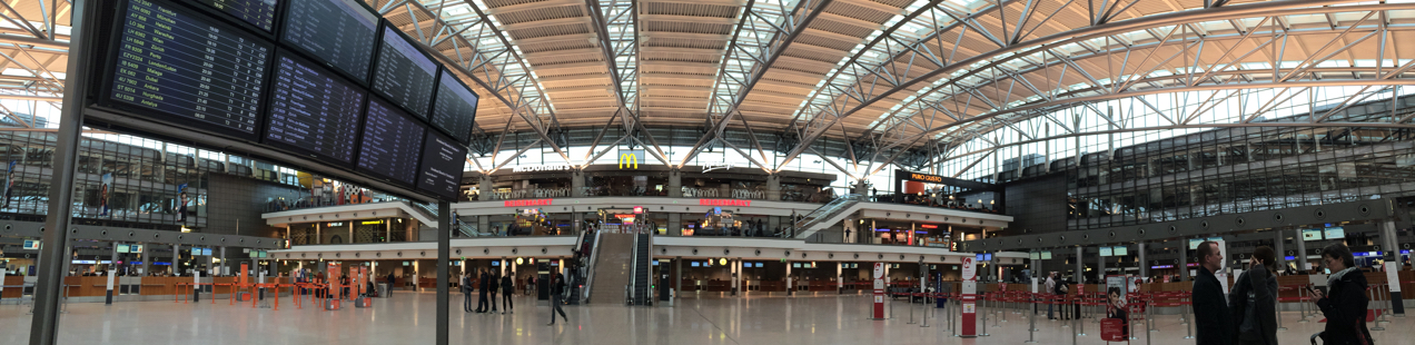 Hamburg Airport James Bond Tomorrow Never Dies
