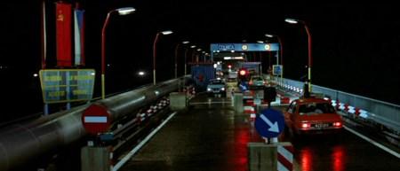 Steinsporn Bridge Vienna James Bond