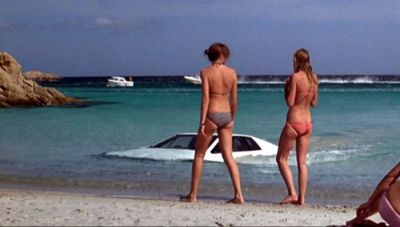 James Bond Sardinia