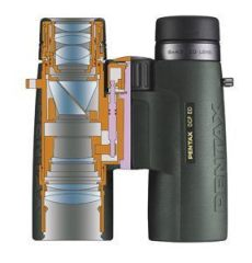 Pentax DCF CS Binoculars Review