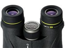Picture of the Vanguard Spirit ED 10x42 eye cups