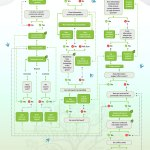 Genealogical Research Process Flowchart Using GPS by Marc McDermott