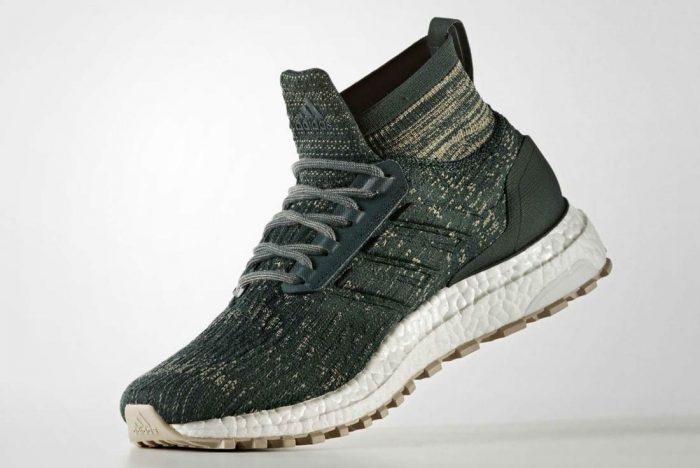 00b469ccf2105 ADIDAS ULTRABOOST MID ATR (FOREST GREEN) - HUNTING FOR KICKS
