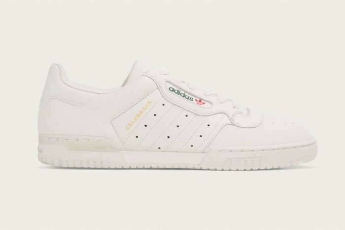 ADIDAS YEEZY POWERPHASE CALABASAS (CORE WHITE)