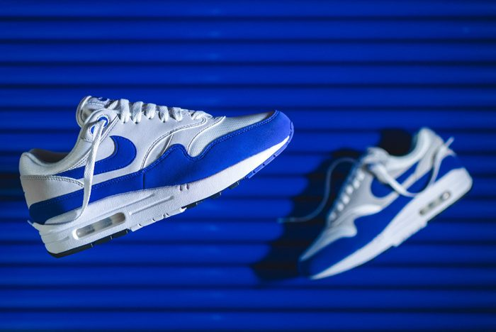 ANOTHER CHANCE TO GET NIKE'S 'ANNIVERSARY BLUE' AIR MAX 1S