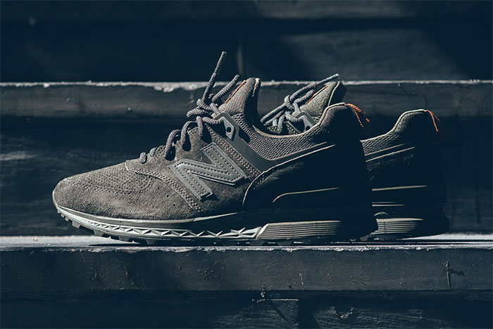 """The New Balance 574 Sport """"Olive Green"""""""