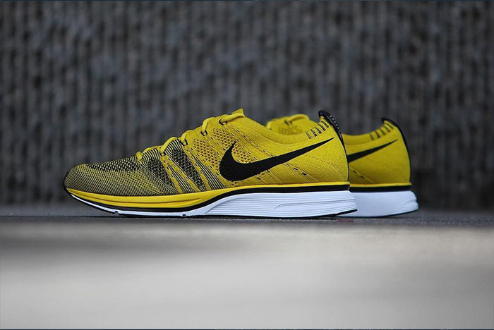 """Nike's Flyknit Trainer """"Bright Citron"""""""