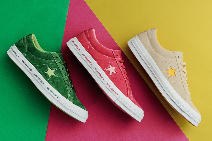 Converse Illuminate Three New One Stars