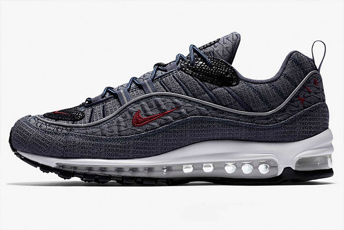 A Nike Air Max 98 'Denim' Is on the Way