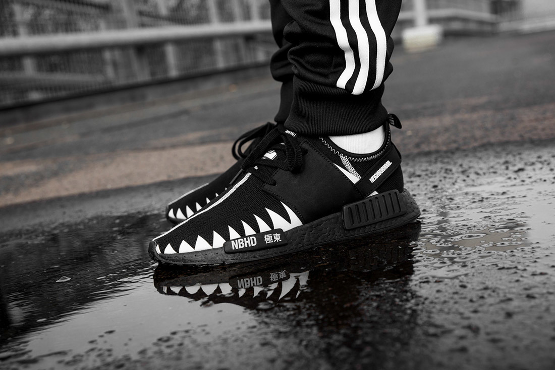 An On-Foot Look at the Neighborhood x adidas Colab Collection