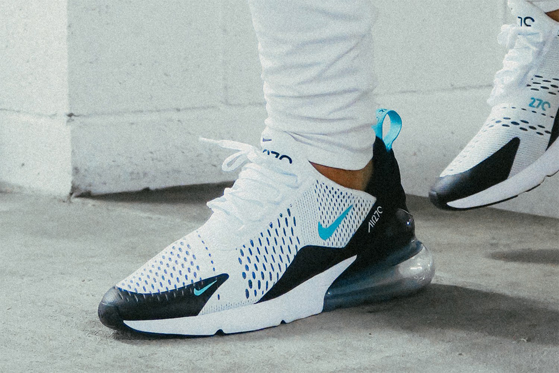 "reputable site 3f3f1 1d10f Nike Air Max 270 ""Dusty Cactus"" On-Foot Look - HUNTING FOR KICKS"