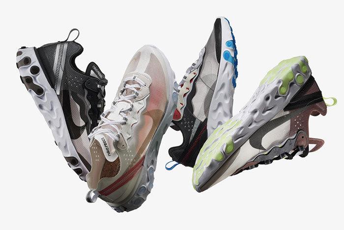 Nike Break Down the React Element 87