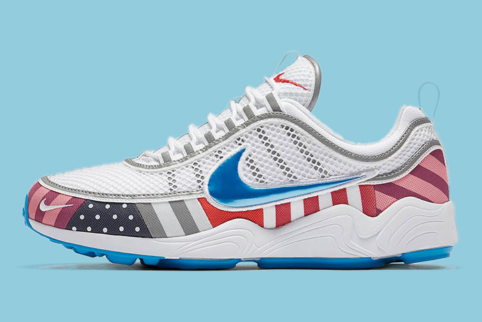 The Parra x Nike Air Zoom Spiridon Looks Even Better Up Close!