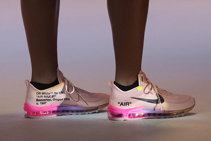 First Look at Serena Williams' Off-White Nike Colab
