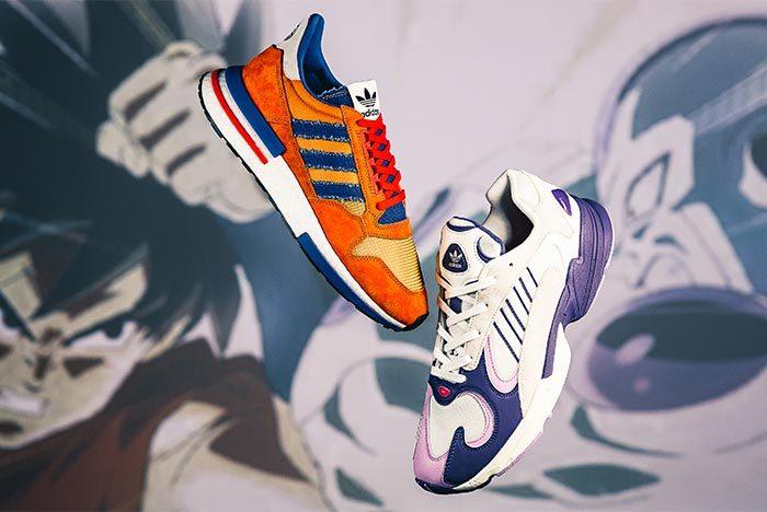 adidas Dragon Ball Z Son Goku vs. FriezaFreeza