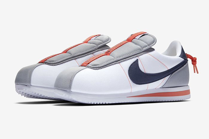 Kendrick's Nike Cortez 'House Shoes' Releasing This Weekend