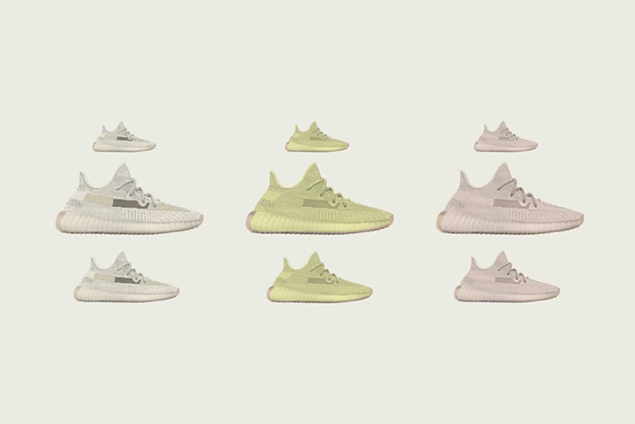 New Yeezy BOOST 350 V2 Colourways to Get Regional Release