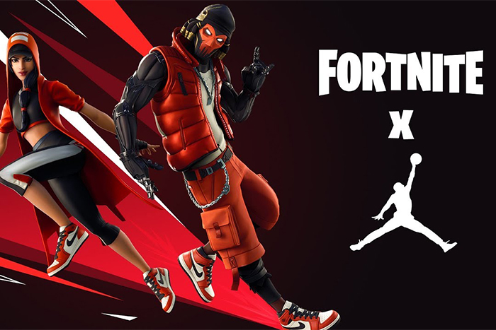 The Jumpman Comes to Fortnite