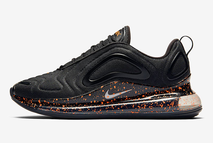 Nike Reveal the Air Max 720 'Black Speckle'