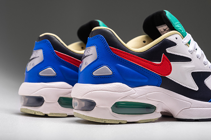 Colourful New Looks Come to the Nike Air Max2 Light