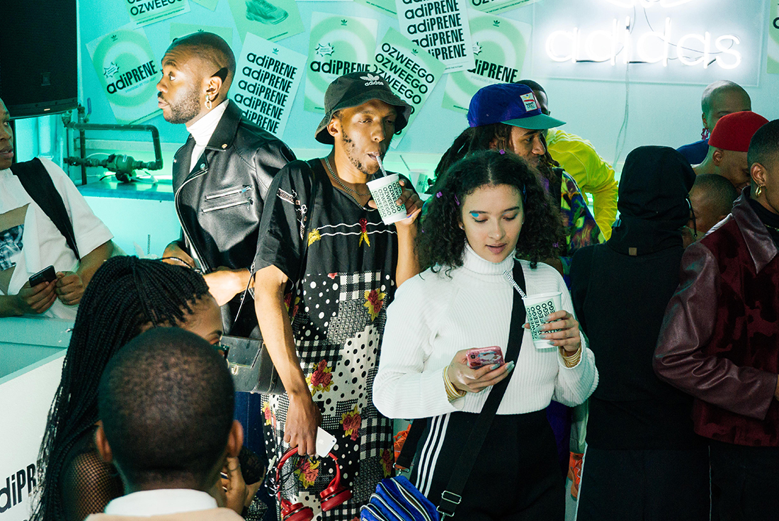 Event Recap: The adidas Ozweego Launch Goes Off in johannesburg