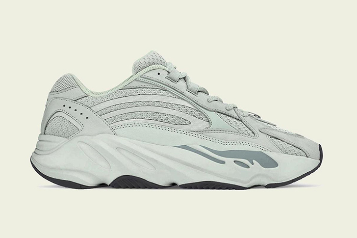quality design eda05 69aca A First Look at the adidas Yeezy BOOST 700 V2 'Hospital Blue ...