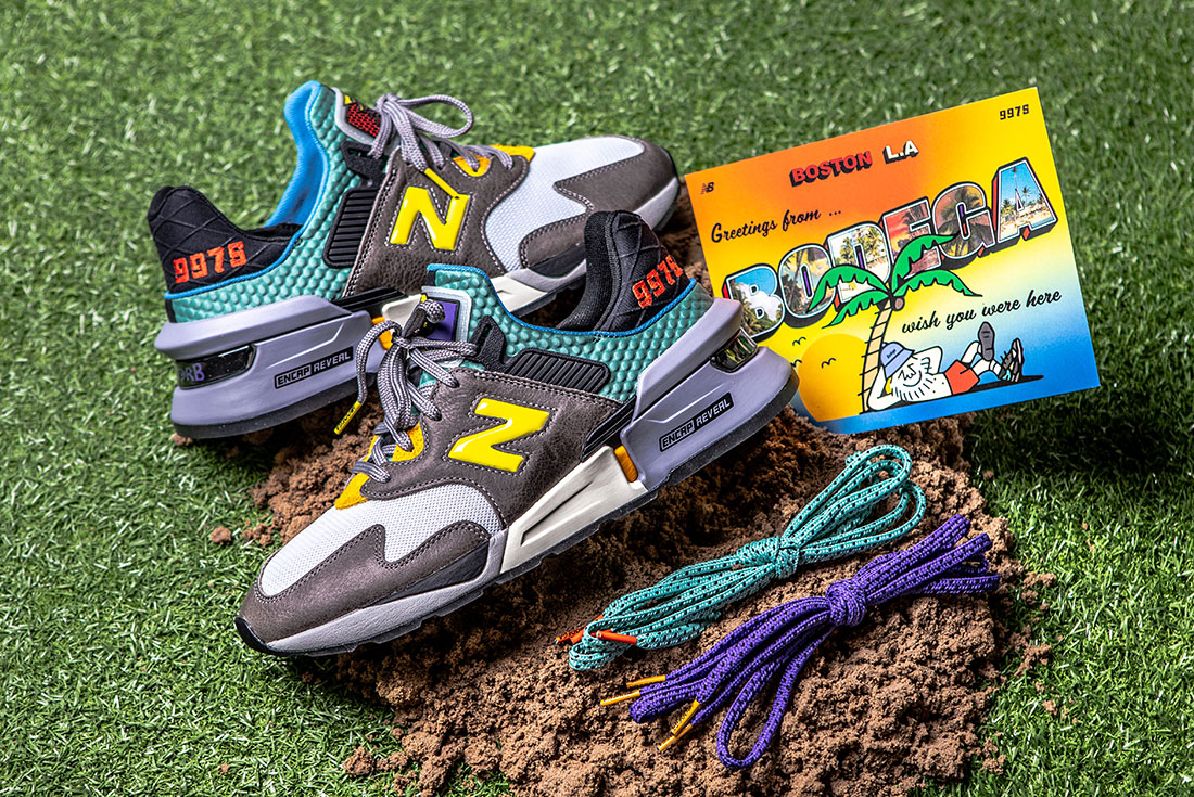 Exclusive Pics: Bodega x New Balance 997S 'No Bad Days' Release Revealed