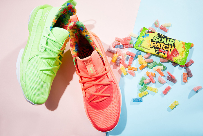 Coming Soon: Sour Patch Kids x Under Armour Curry 7