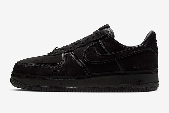 Another A Ma Maniere x Nike Air Force 1 Revealed