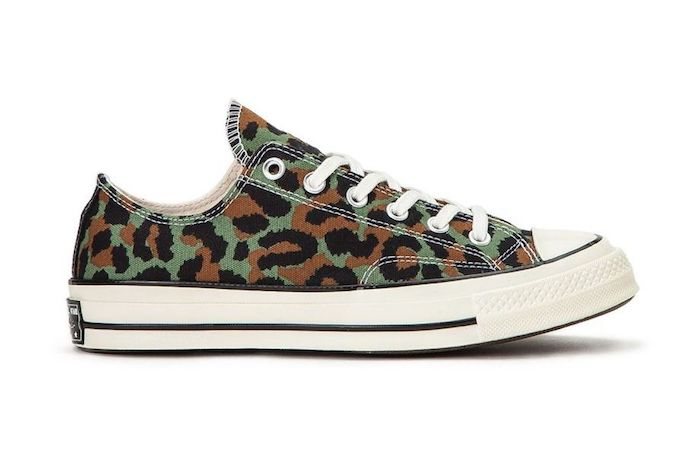 Invincible and Wacko Maria Go Animal-Heavy on the Converse Chuck 70