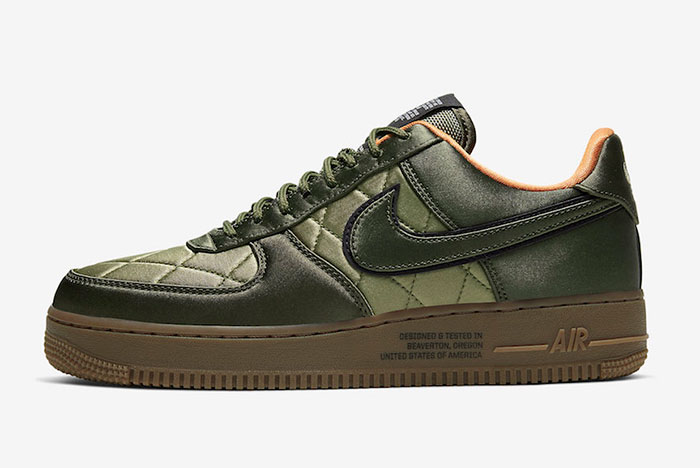 Don't Remove These Nike Air Force 1s Before Flight