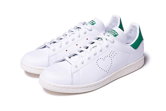 Nigo's HUMAN MADE Executes Clean Stan Smith Collaboration