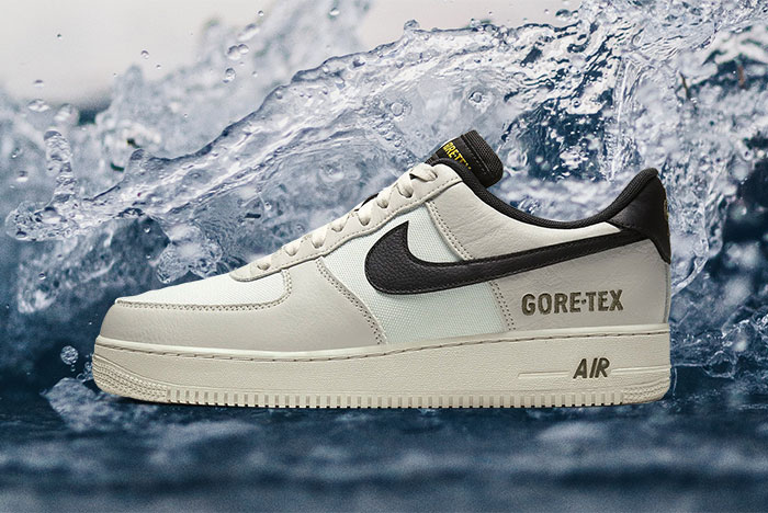 More GORE-TEX Nike Air Force 1 Drip
