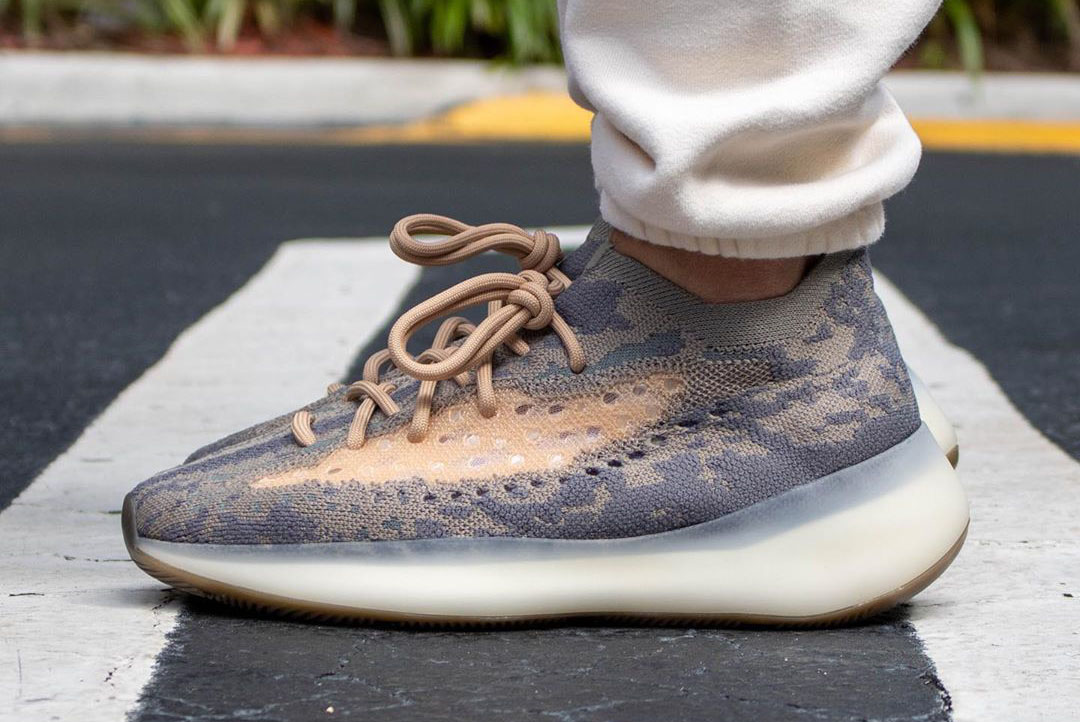 This Yeezy BOOST 380 is Not to be 'Mist'