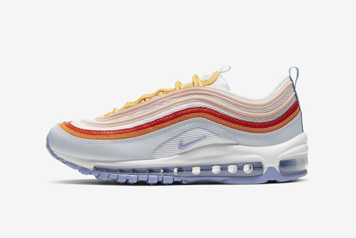 Life Would Be Peachy in this Nike Air Max 97