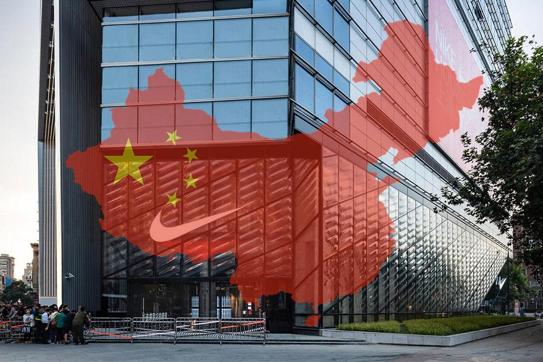Nike Close Stores in China Due to Coronavirus