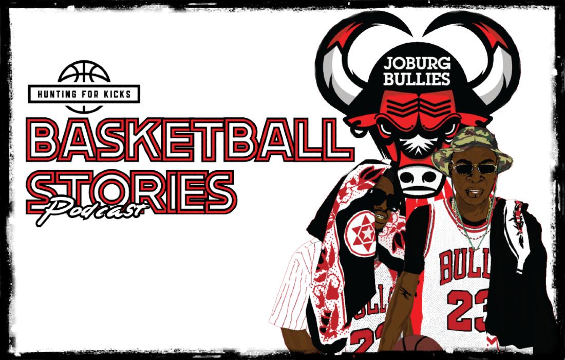 Hunting For Kicks Basketball Stories Podcast – Episode 1