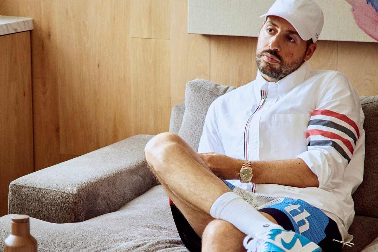 Ronnie Fieg Unveils KITH x Looney Tunes Collaboration
