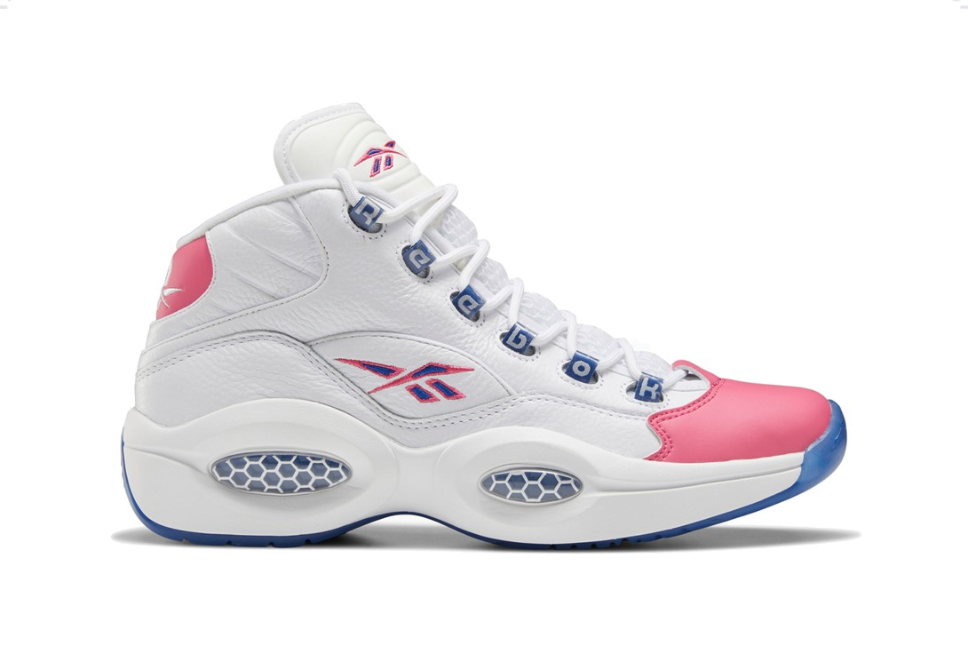 Ask Eric Emanuel About These Reebok Questions
