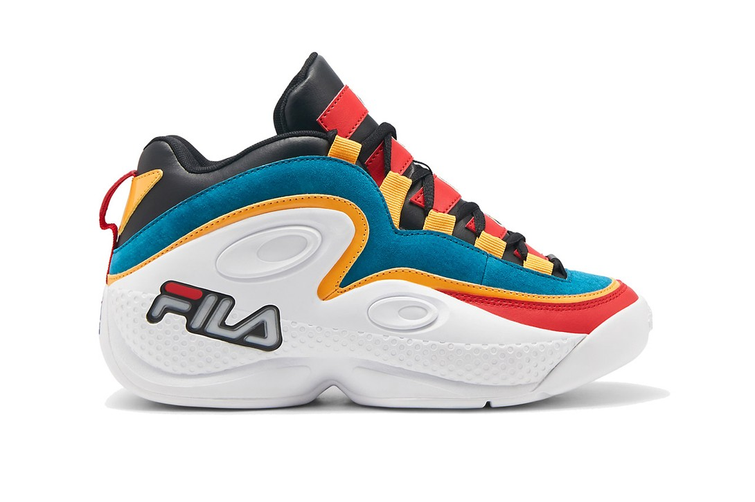 "FILA Launches Pistons-Inspired Grant Hill 3 and V94M ""GH3ONE3"""