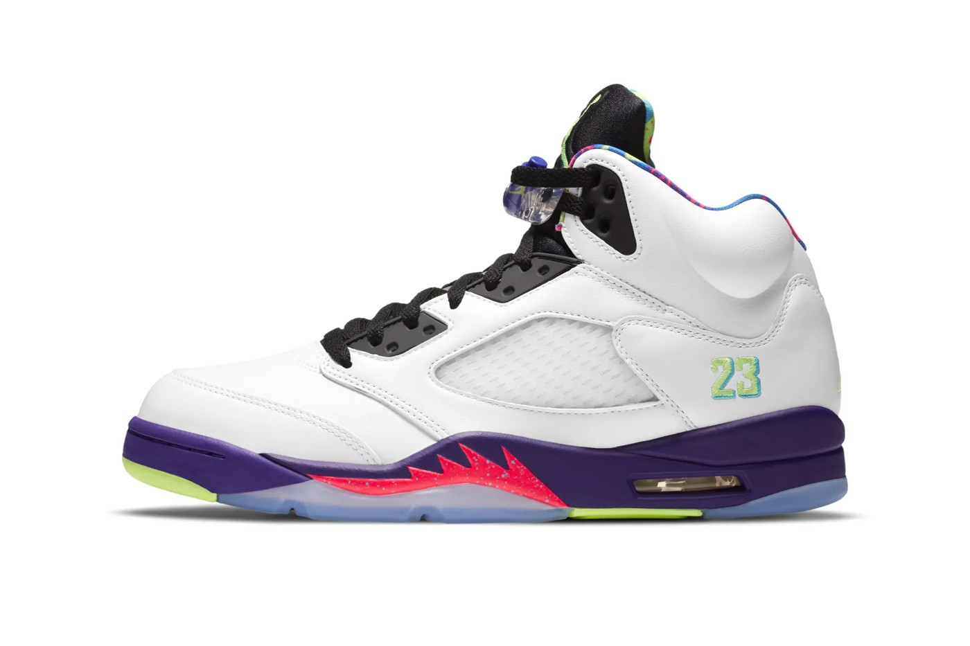 The Air Jordan 5 'Alternate Bel-Air' is Finally Releasing