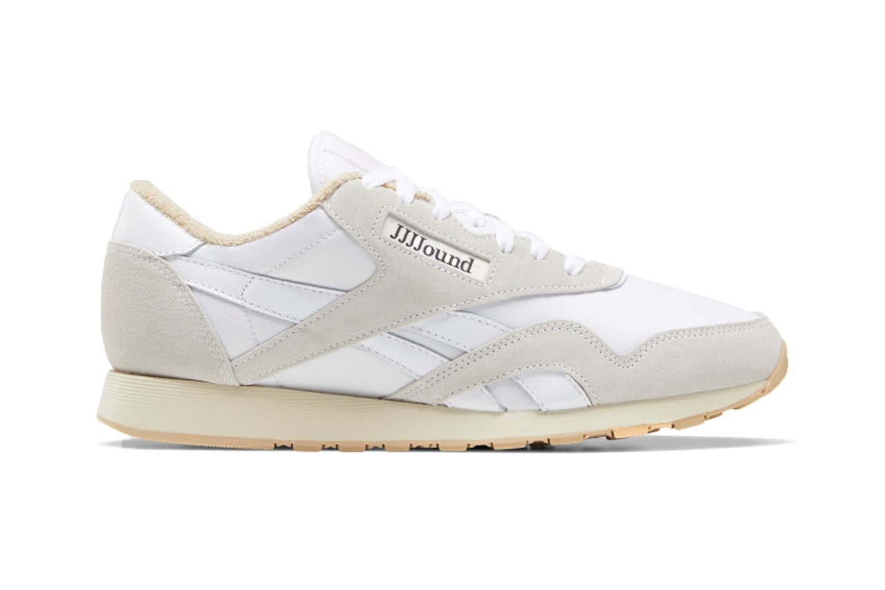 The JJJJound x Reebok Classic Nylon Is Getting a Wider Release