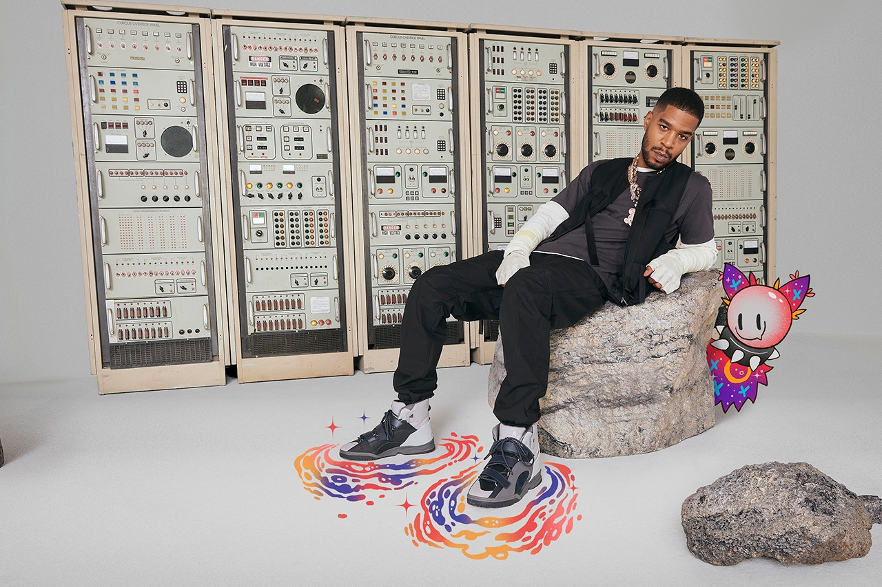 Kid Cudi Reveals His adidas Vadawam 326