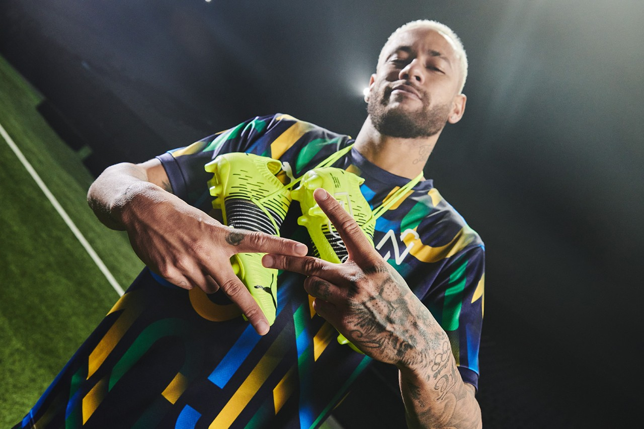 Neymar Jr. and PUMA Reveal All-New FUTURE Z 1.1 Boot