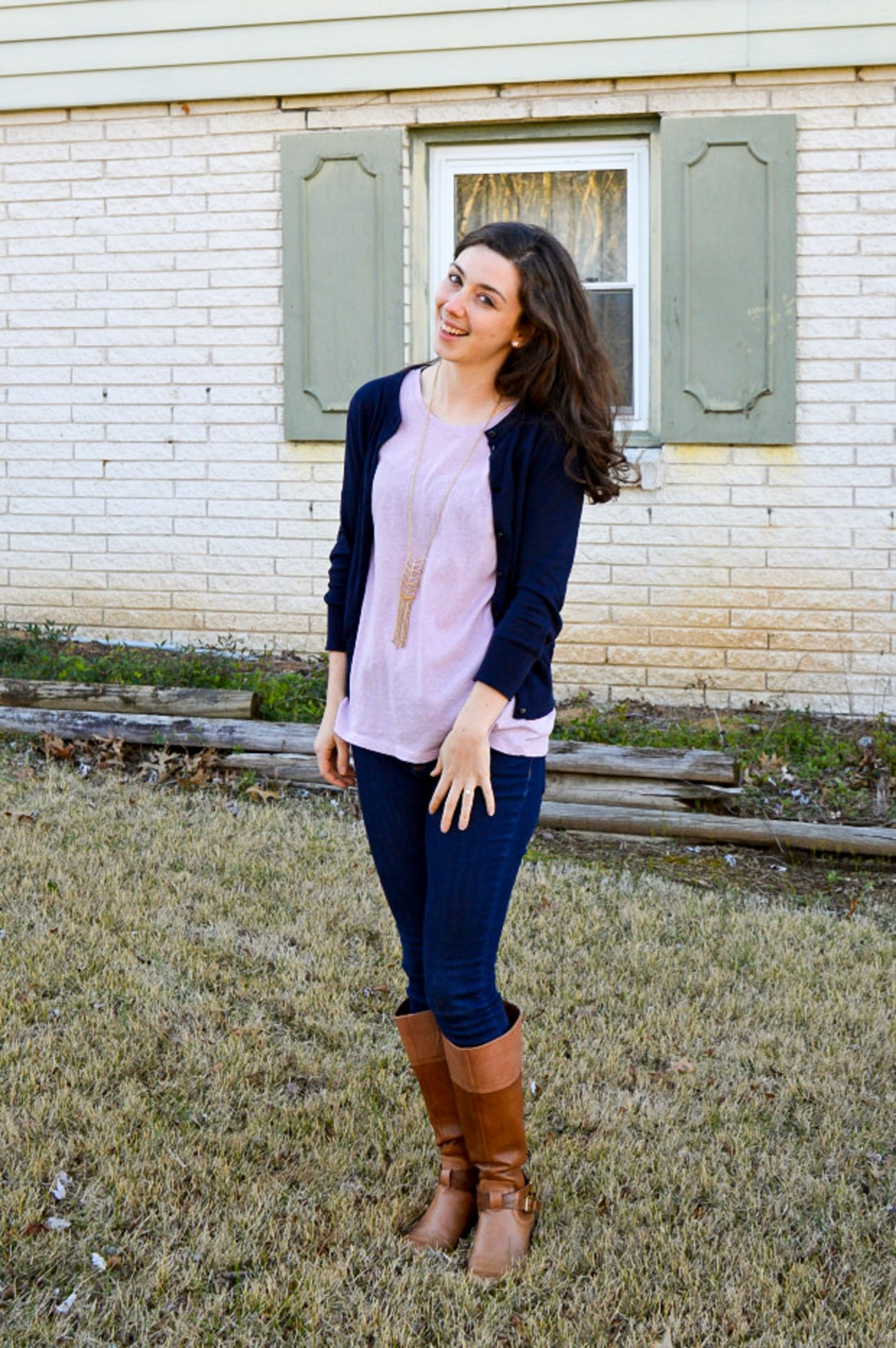 Easy outfits to put together for warmth and style \\ Hunting for Pink Flamingos