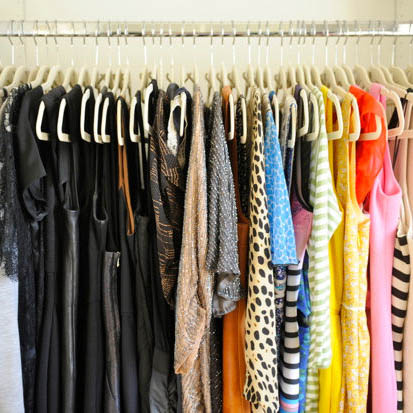 4 Steps to Loving Your Closet