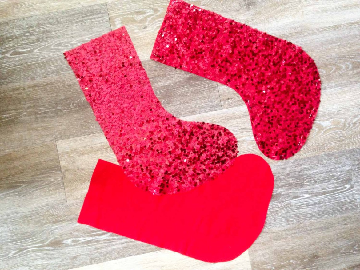 Sewing: Christmas Stockings